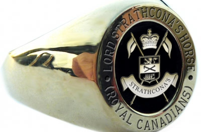 Regimental Signet Ring